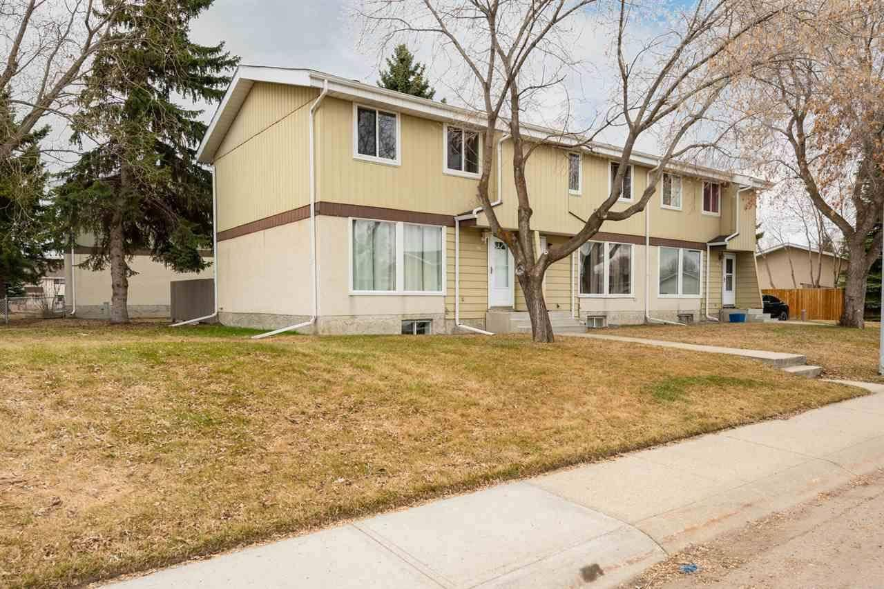 Townhouse for sale at 56 Athabasca Ac  Devon Alberta - MLS: E4195754
