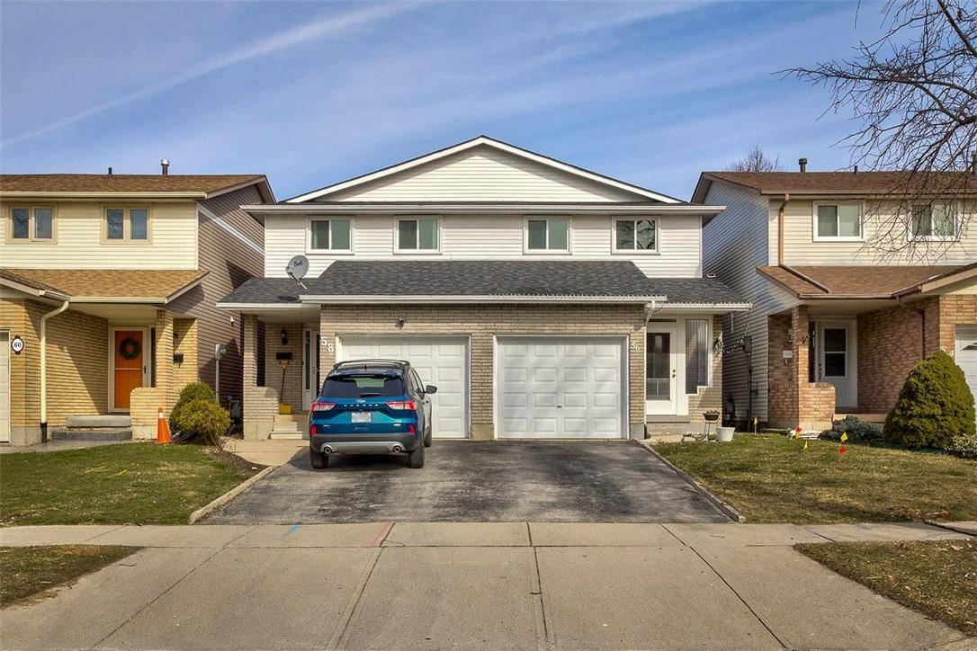 House for sale at 56 Athenia Dr Stoney Creek Ontario - MLS: H4074848
