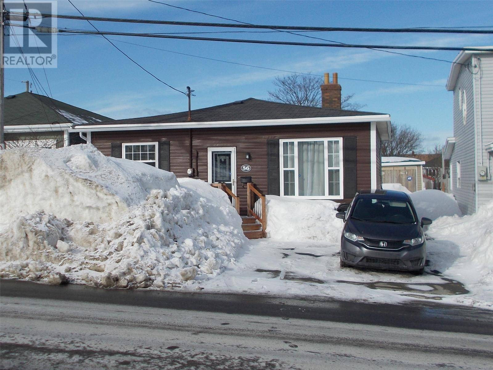 House for sale at 56 Blackmarsh Rd St. John's Newfoundland - MLS: 1211203