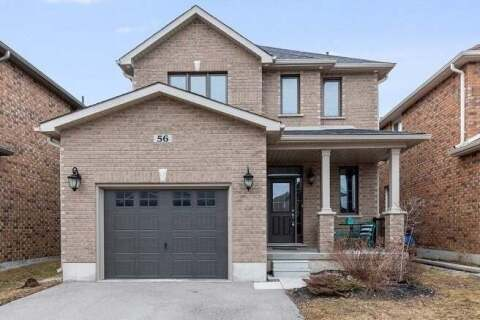 House for sale at 56 Booth Ln Barrie Ontario - MLS: S4798035