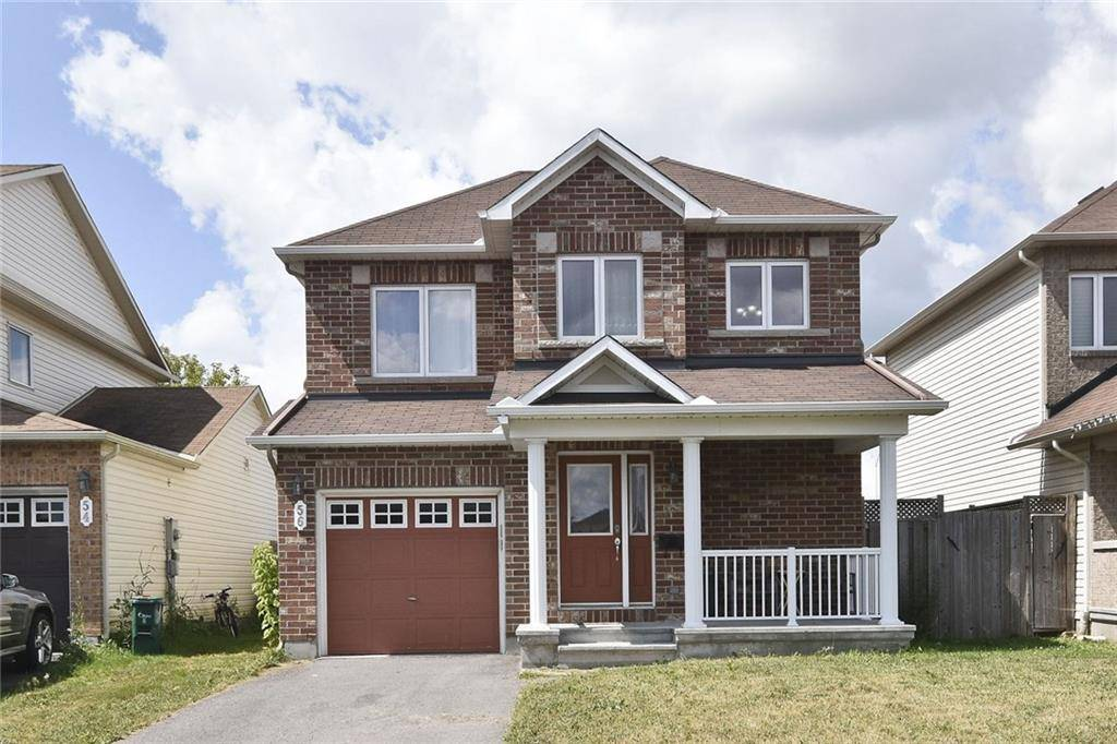 House for sale at 56 Branthaven St Ottawa Ontario - MLS: 1164255