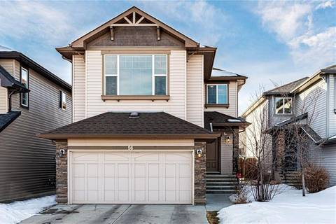 House for sale at 56 Brightoncrest Manr Southeast Calgary Alberta - MLS: C4285213