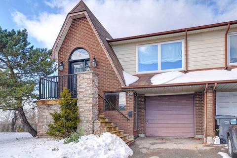 Townhouse for sale at 56 Buckland Wy Brampton Ontario - MLS: W4651550