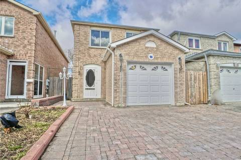 House for sale at 56 Charles Alfred Cres Markham Ontario - MLS: N4745727