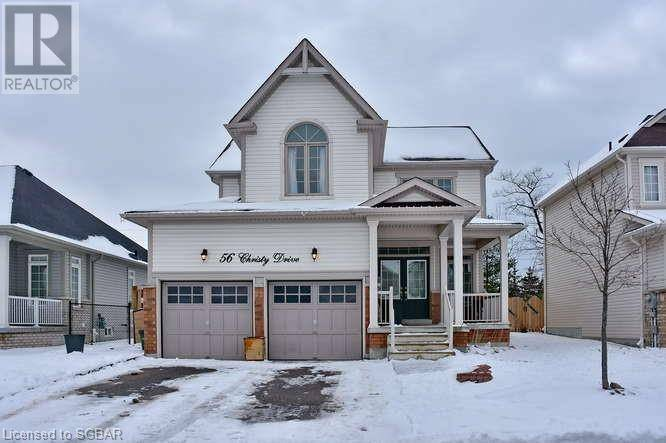 House for sale at 56 Christy Dr Wasaga Beach Ontario - MLS: 241453