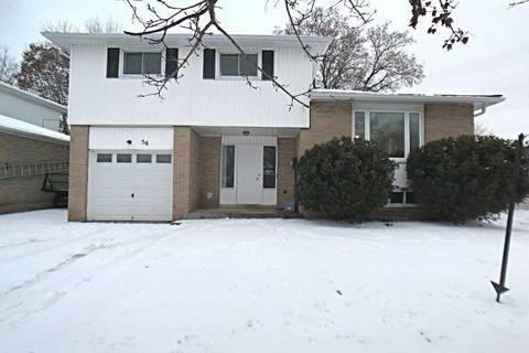 House for sale at 56 College Cres Barrie Ontario - MLS: S4670130