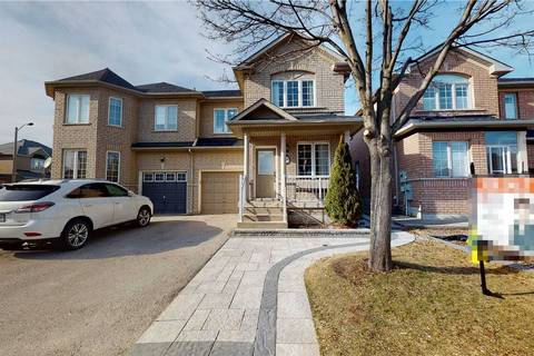 Townhouse for sale at 56 Comoq Ave Vaughan Ontario - MLS: N4729390
