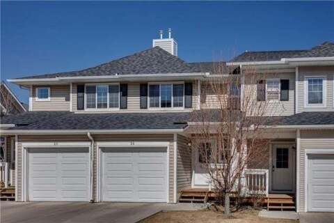 Townhouse for sale at 56 Country Village Manr Northeast Calgary Alberta - MLS: C4305856