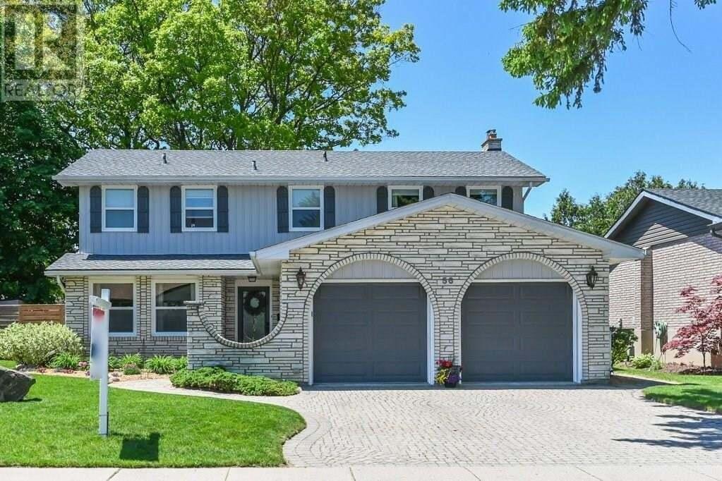 House for sale at 56 Dakin Cres Cambridge Ontario - MLS: 30810829