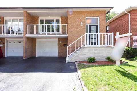 Townhouse for sale at 56 Dantek Ct Brampton Ontario - MLS: W4851334