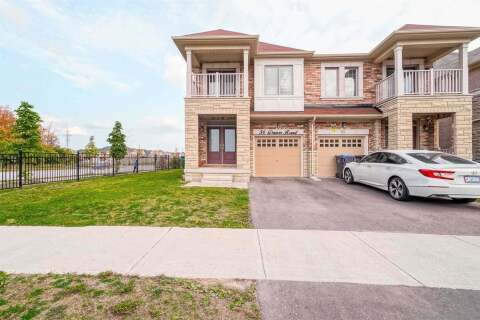 Townhouse for sale at 56 Dawes Rd Brampton Ontario - MLS: W4935032