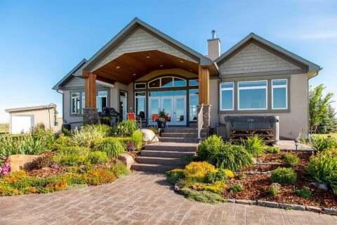 House for sale at 56 Deer Path Meadows Street Drive Fort Macleod Alberta - MLS: A1012451