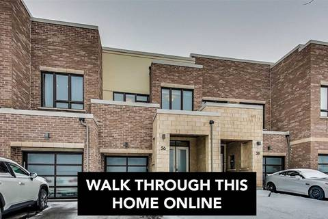 Townhouse for sale at 56 Denarius Cres Richmond Hill Ontario - MLS: N4731070