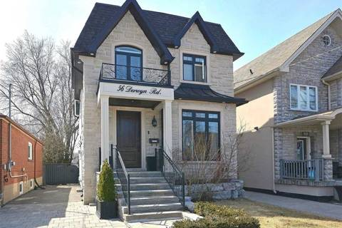 House for sale at 56 Derwyn Rd Toronto Ontario - MLS: E4405733