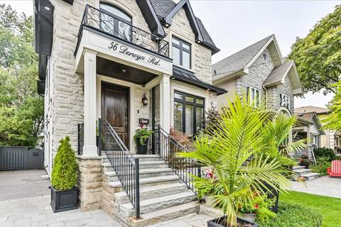 House for sale at 56 Derwyn Rd Toronto Ontario - MLS: E4601935