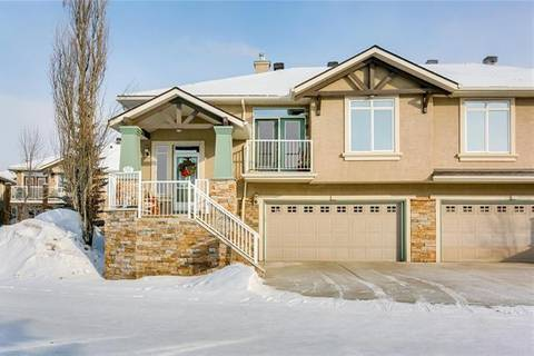 Townhouse for sale at 56 Discovery Woods Villa(s) Southwest Calgary Alberta - MLS: C4281678