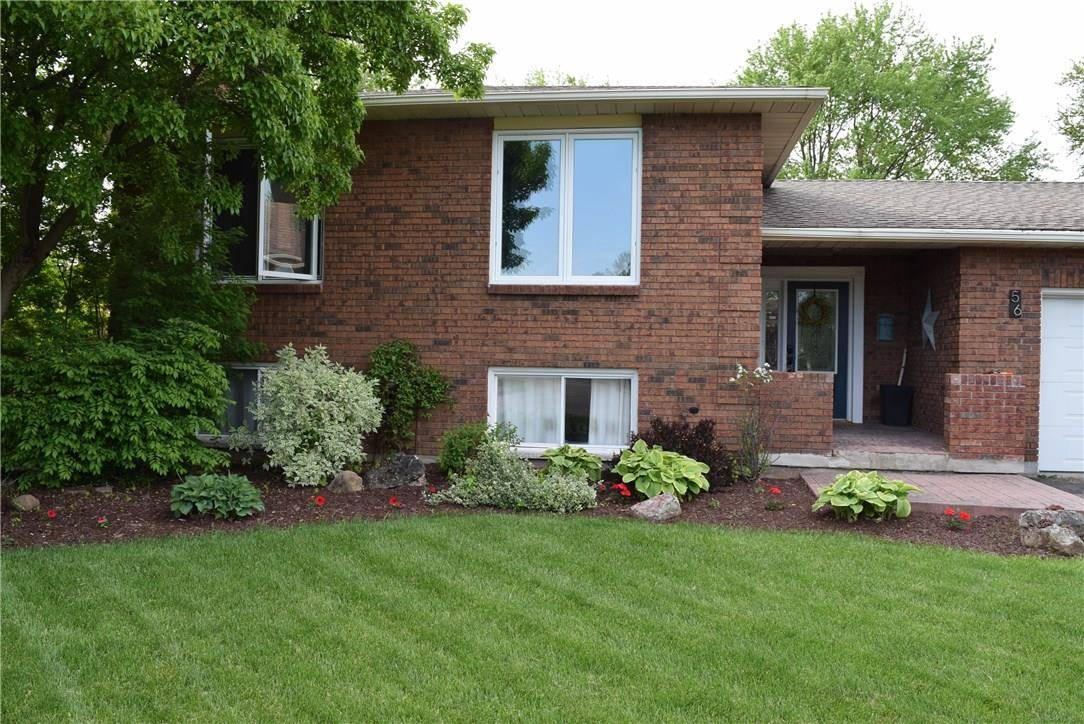 House for sale at 56 Dixon Cres Welland Ontario - MLS: 30752165