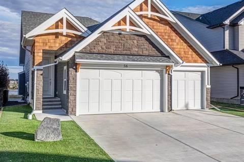 House for sale at 56 Drake Landing Ht Okotoks Alberta - MLS: C4282503
