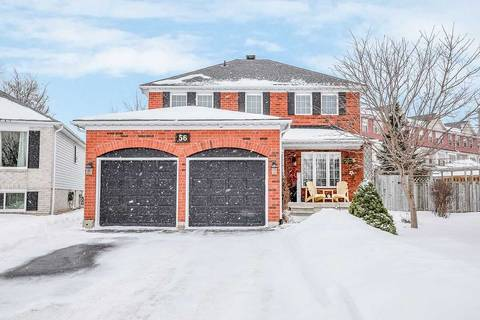 House for sale at 56 Draper Cres Barrie Ontario - MLS: S4697155
