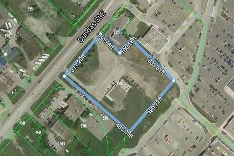 Residential property for sale at 56 Dundas St E Waterdown Ontario - MLS: H4072211