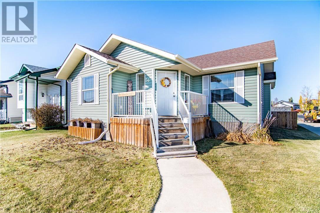 House for sale at 56 Dynes St Red Deer Alberta - MLS: ca0180886