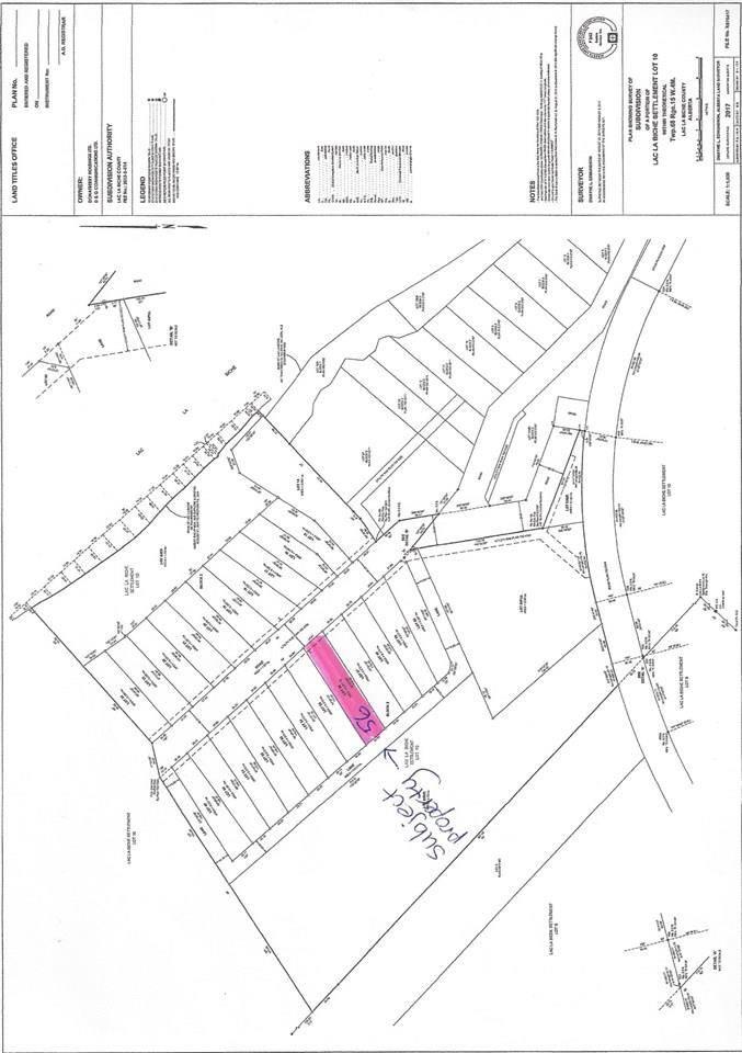 Home for sale at 56 Eagle Haunt Estates Rural Lac La Biche County Alberta - MLS: E4175380
