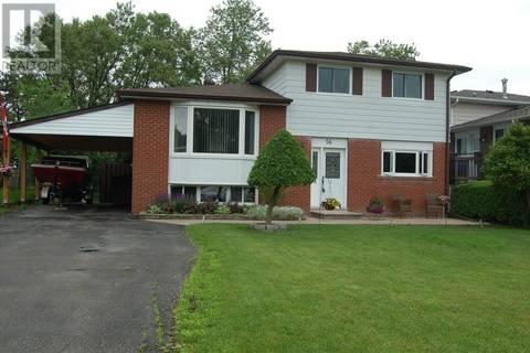 House for sale at 56 Edgebrook Cres Brampton Ontario - MLS: 30746017
