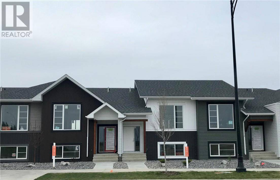 Townhouse for sale at 56 Evergreen Wy Red Deer Alberta - MLS: ca0188336