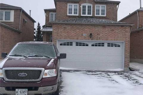 House for rent at 56 Faywood Dr Brampton Ontario - MLS: W4746866