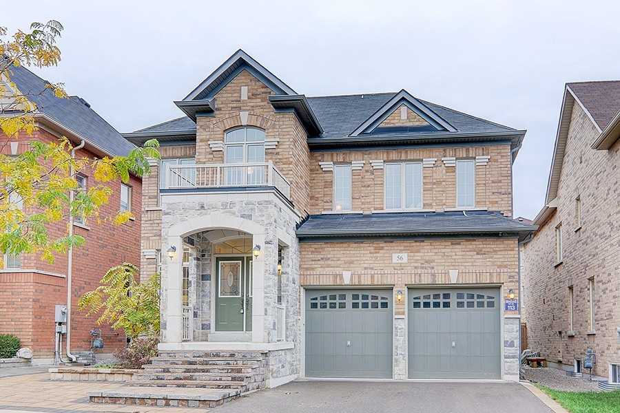 For Sale: 56 Foshan Avenue, Markham, ON   4 Bed, 4 Bath House for $1588000.00. See 7 photos!