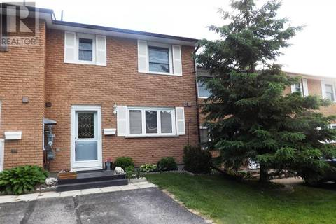 Townhouse for sale at 56 Frame Cres Elliot Lake Ontario - MLS: SM126049