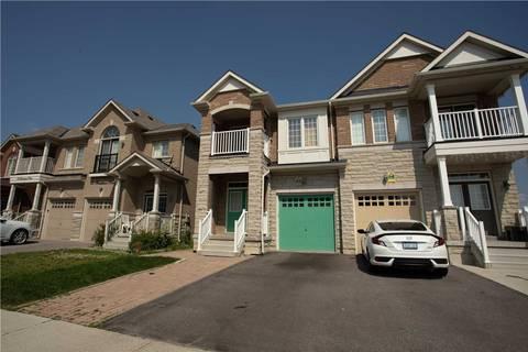 Townhouse for sale at 56 Franktown Dr Brampton Ontario - MLS: W4535989