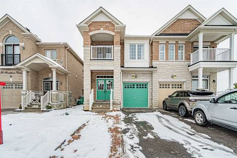 Townhouse for sale at 56 Franktown Dr Brampton Ontario - MLS: W4635010