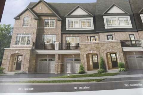 Townhouse for rent at 56 Fruitvale Circ Brampton Ontario - MLS: W4943650