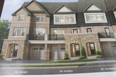 Townhouse for rent at 56 Fruitvale Circ Brampton Ontario - MLS: W5069744