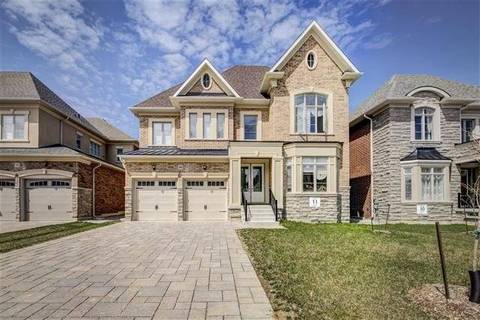 House for sale at 56 Glen Abbey Tr Vaughan Ontario - MLS: N4452856