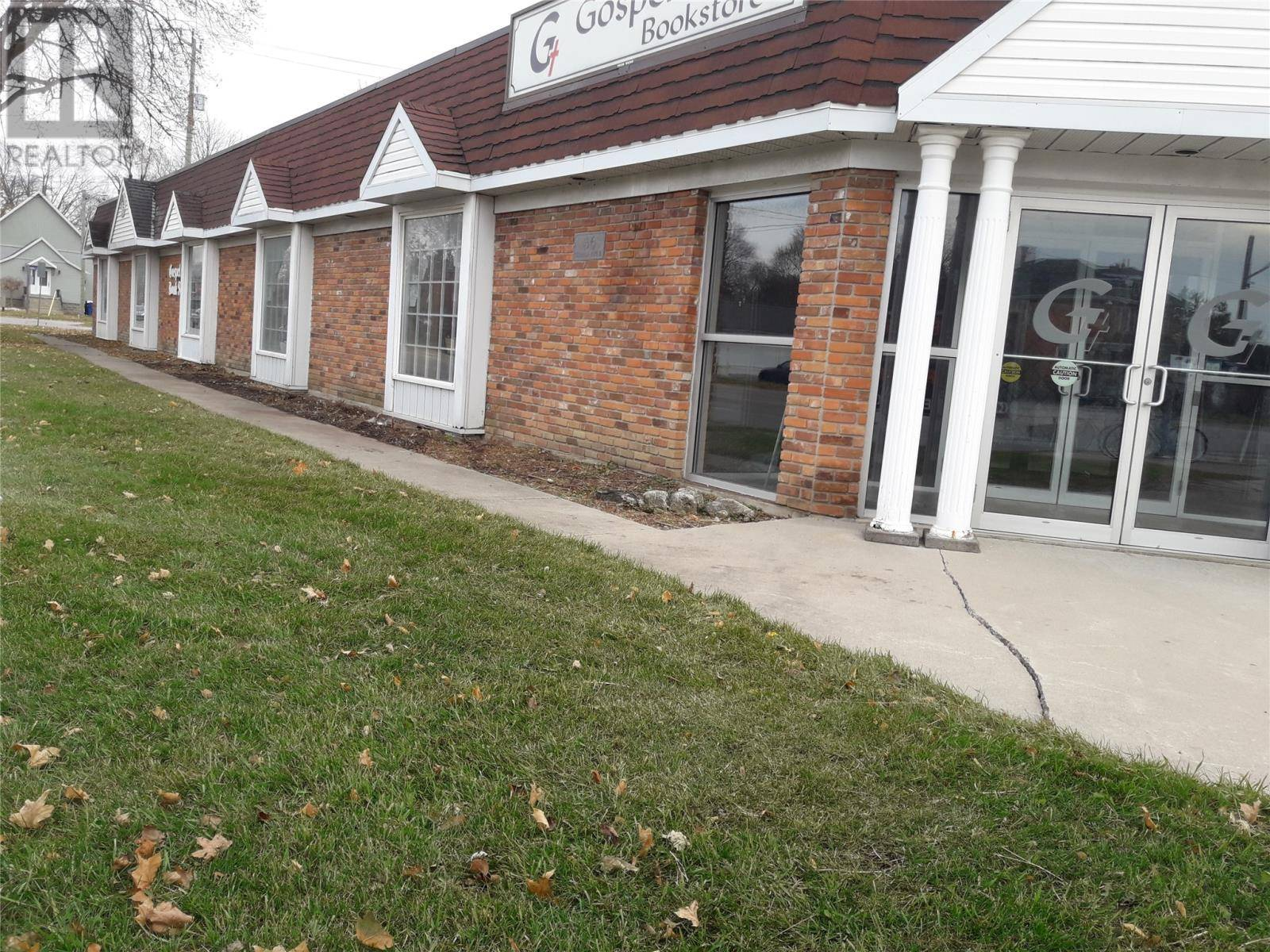 Commercial property for lease at 56 Grand Ave. East  Chatham Ontario - MLS: 19028813