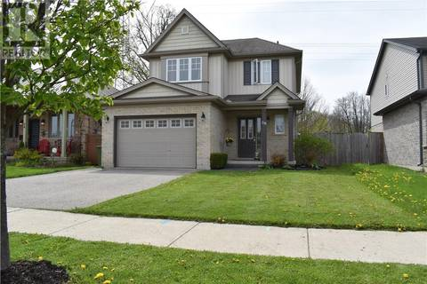 House for sale at 56 Greenway Blvd St. Thomas Ontario - MLS: 194035
