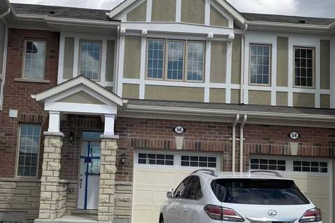 Townhouse for rent at 56 Hartney Dr Richmond Hill Ontario - MLS: N4636648