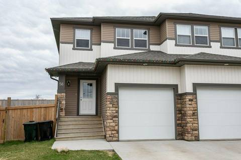 Townhouse for sale at 56 Hartwick Manr Spruce Grove Alberta - MLS: E4157413