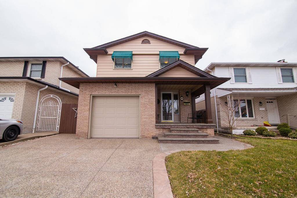 House for sale at 56 Heritage Dr Stoney Creek Ontario - MLS: H4075569