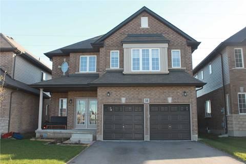 House for sale at 56 Hidden Ridge Cres Hamilton Ontario - MLS: X4439200