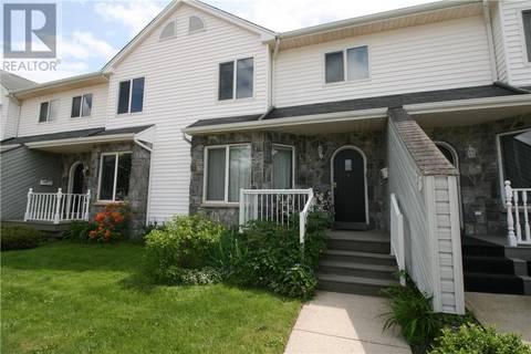 Townhouse for sale at 56 Hilton Dr Moncton New Brunswick - MLS: M123964
