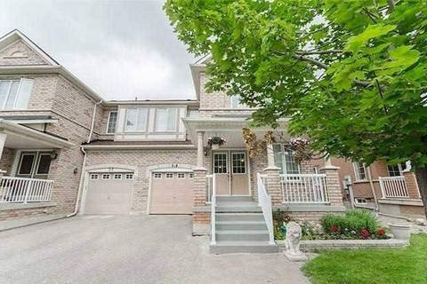 Townhouse for rent at 56 Hollywood Hill Circ Vaughan Ontario - MLS: N4537587