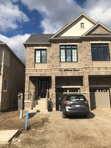 Townhouse for rent at 56 Hubbell Rd Brampton Ontario - MLS: W4615997