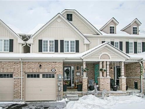 For Sale: 56 John Matthew Crescent, Clarington, ON | 3 Bed, 3 Bath Townhouse for $499,900. See 19 photos!