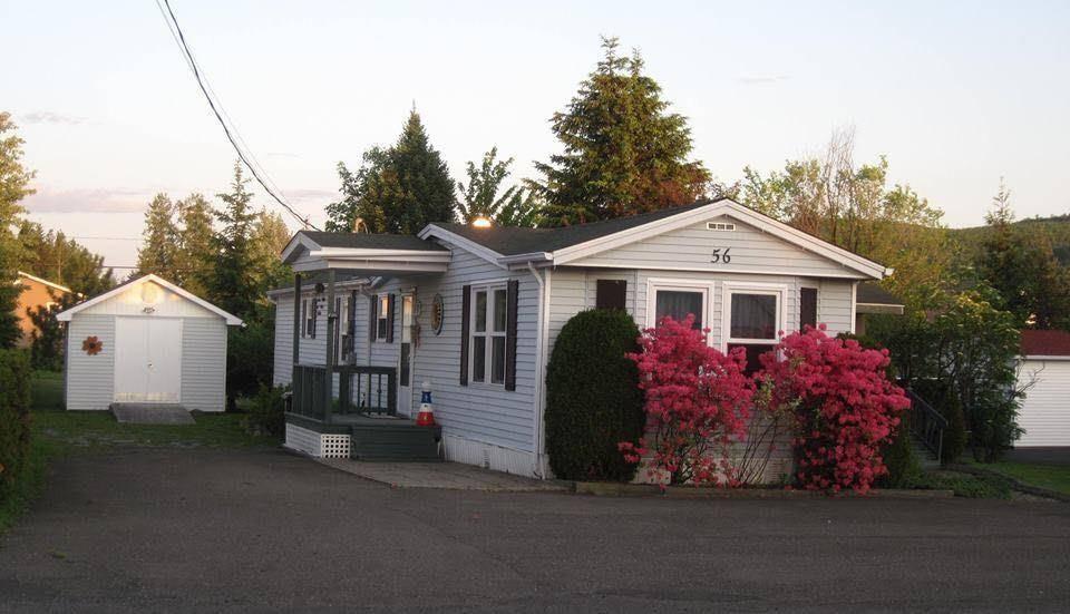 House for sale at 56 Le Paradis St Saint Jacques New Brunswick - MLS: NB018390