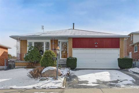 House for sale at 56 Maitland St Brampton Ontario - MLS: W4666855