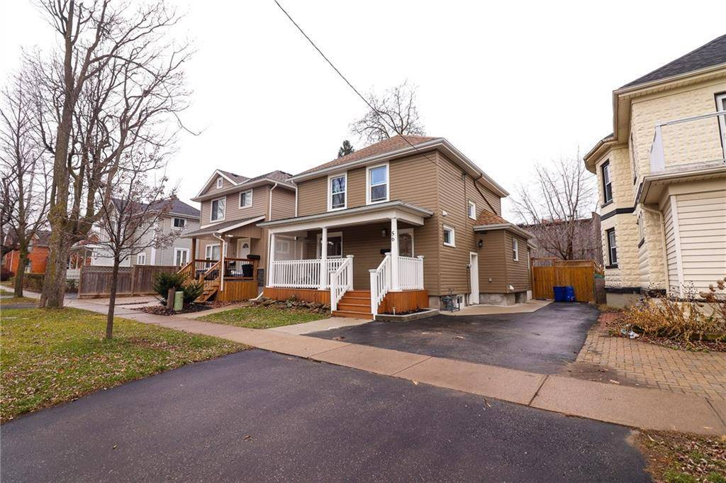House for sale at 56 Maple St St. Catharines Ontario - MLS: 30769197