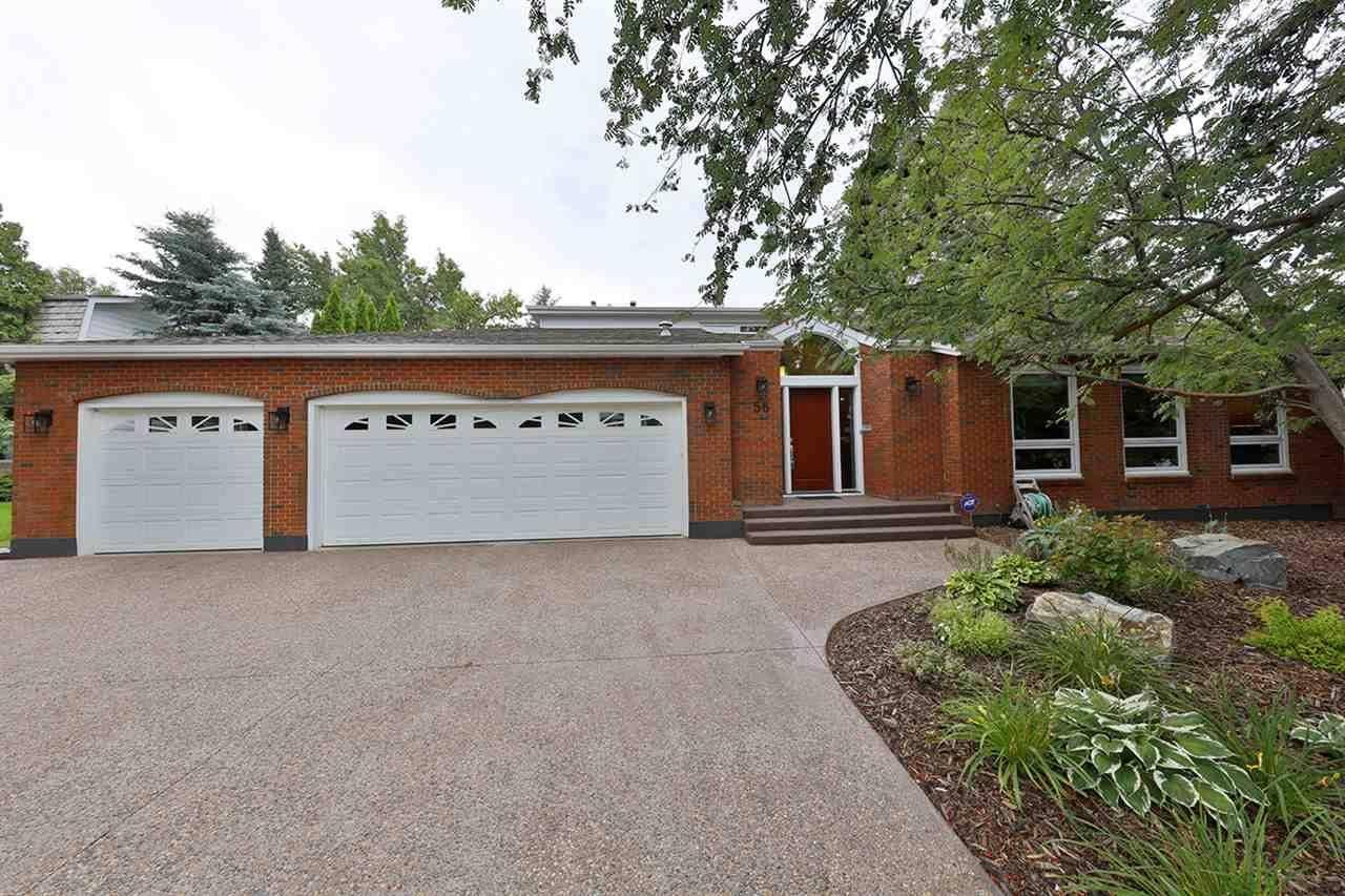 House for sale at 56 Marlboro Rd Nw Edmonton Alberta - MLS: E4171043